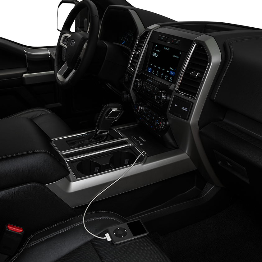 2017 Ford F-150 Chatom, AL Available Technology Features