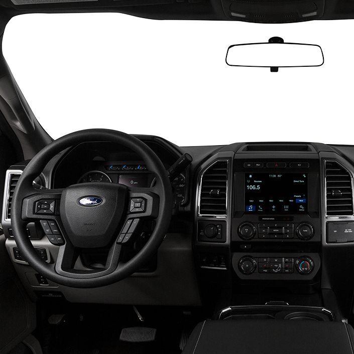 2018 superduty dashboard features and steering wheel functions