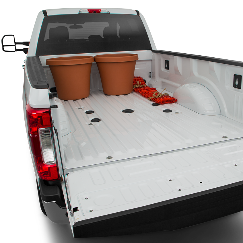 2018 superduty truck bed