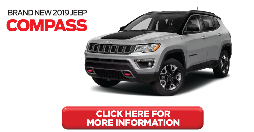 New 2018 Jeep Compass Special. Click here to take advantage of this offer.