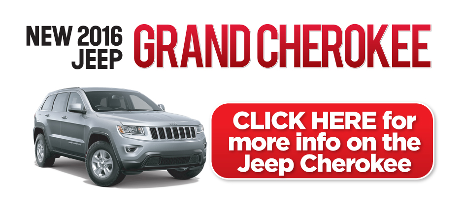 Jeep Grand Cherokee Special. Click here to take advantage of this offer.