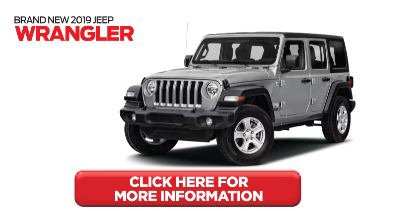 Jeep Wrangler Deals at Chris Myers CDJR near Mobile, AL