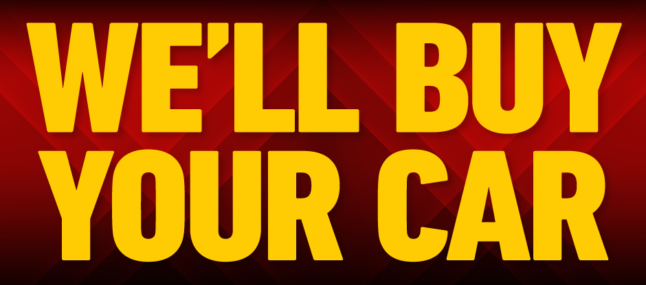 We Want Your Car. Get an Appraisal Today!