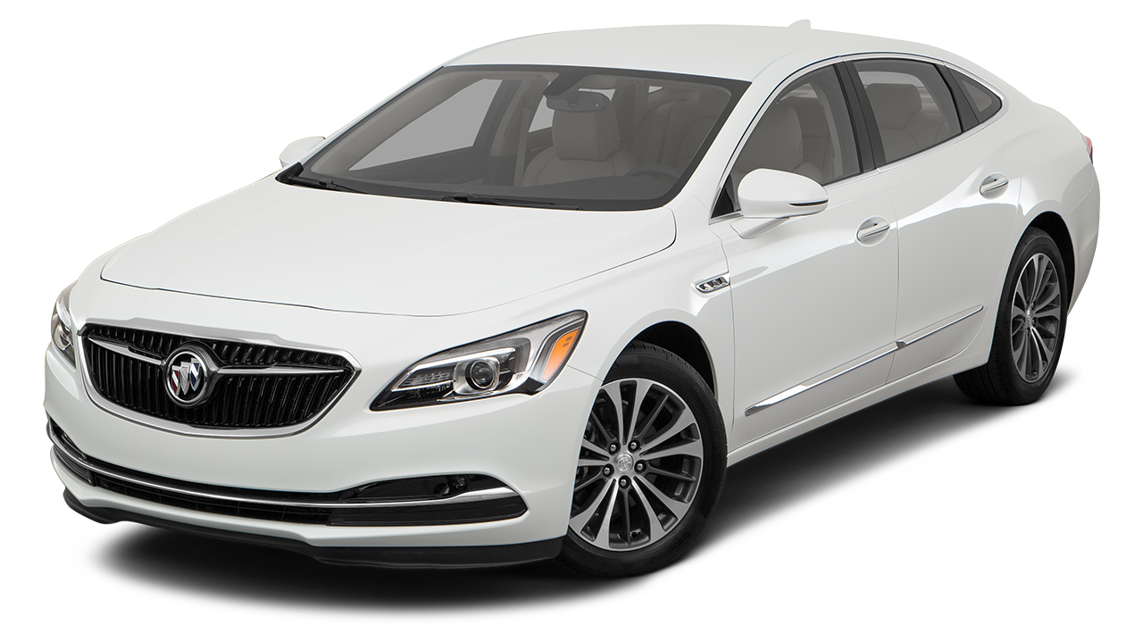 Buick LaCrosse: Airbag System Check