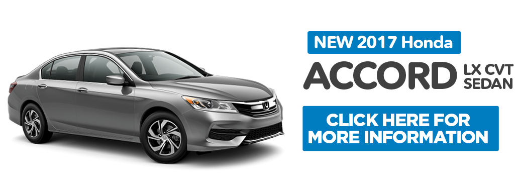 Accord Special. Click Here to take advantage of this offer.