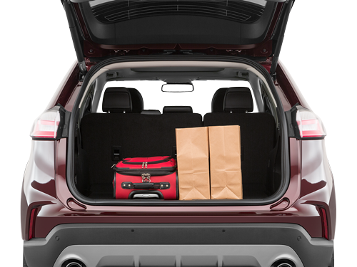 2020 Ford Edge in Ayden, NC Cargo Space