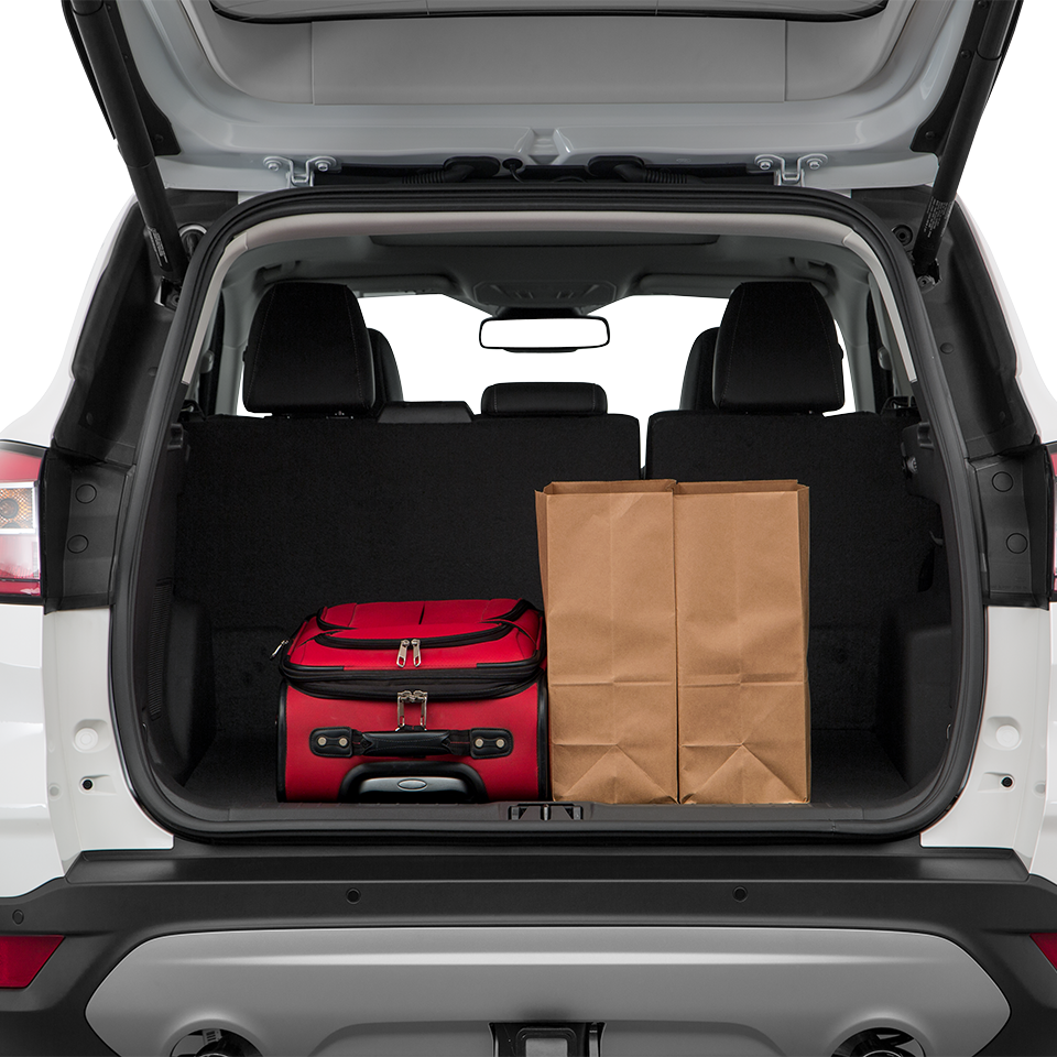 Used Ford Escape in Ayden, NC Trunk space