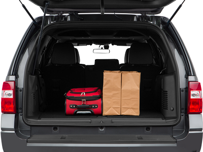 Used Expedition Trunk space