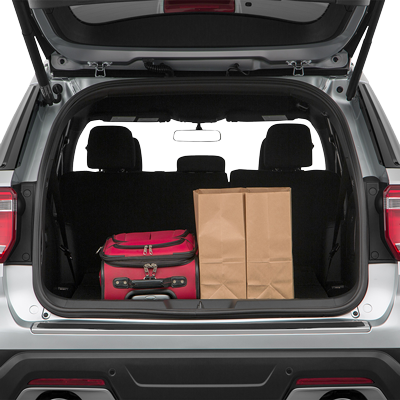Ford Explorer Trunk space Ayden, NC