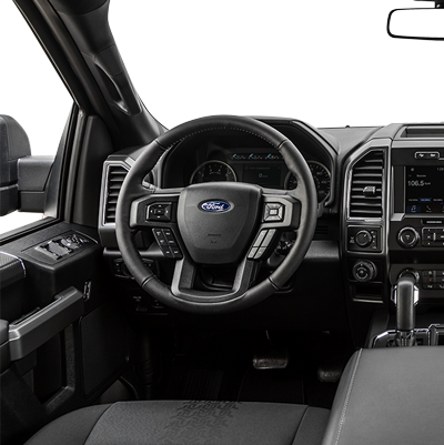 Ford F-150 Steering Wheel