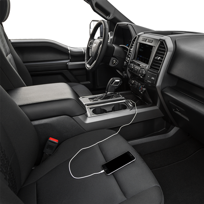 2019 Ford F150 in Ayden, NC Available Technology Features