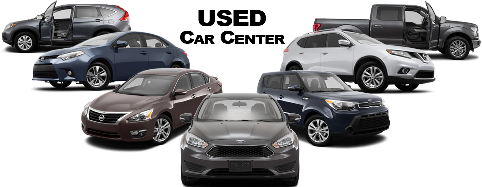 Used Vehicle Specials at Doug Henry