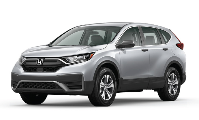 New 2021 Honda CR-V