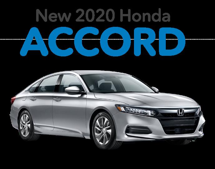 New 2020 Honda Accord Special