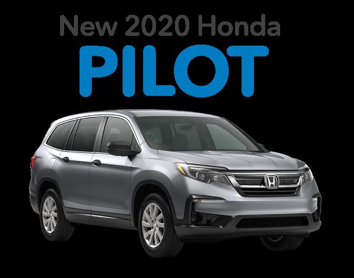 New 2020 Honda Pilot Special