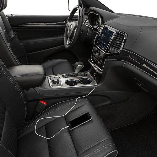 2019 Grand Cherokee in Kinston, NC Available Technology Features