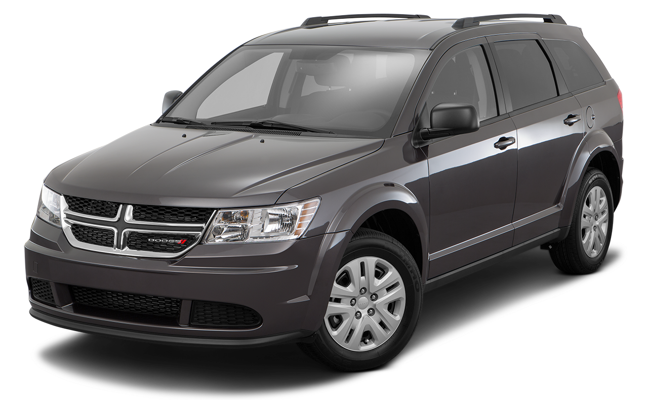 Pre-Owned Dodge Journey