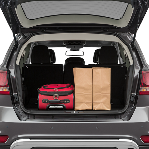 2019 Dodge Journey Kinston, NC Cargo Space