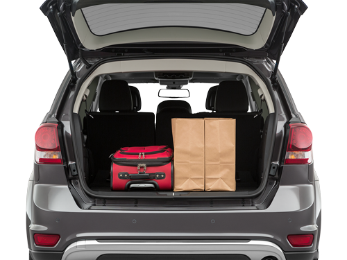 2020 Dodge Journey in Kinston, NC Cargo Space