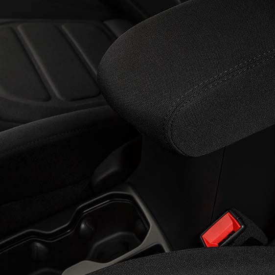 Jeep Renegade Cup Holders