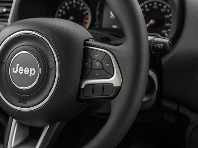 2020 Jeep Renegade Available Safety Features