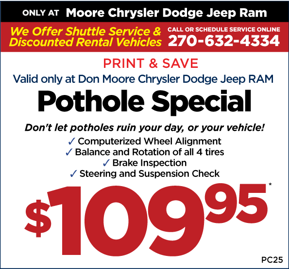 Moore Chrysler Jeep Dodge RAM