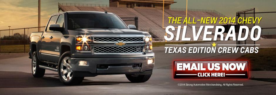 2014 Chevy Silverado Houston