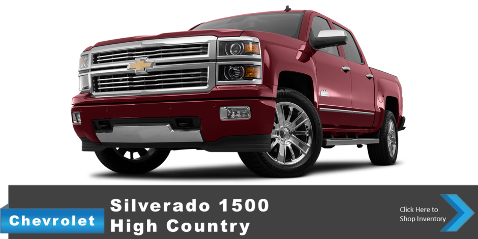 If Comfort And Convenience Matter To Your Truck Ing Experience Then Davis Chevrolet Has The Perfect Choice For You 2017 Silverado High Country 4wd