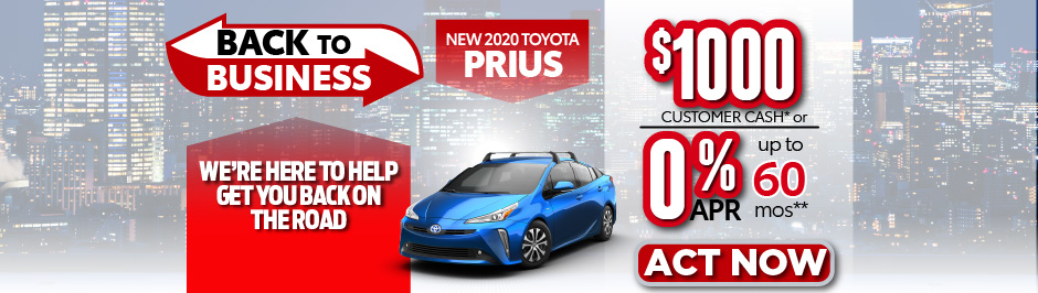 check out the Prius offer at east madison toyota $1000 Customer Cash - Click here to view inventory