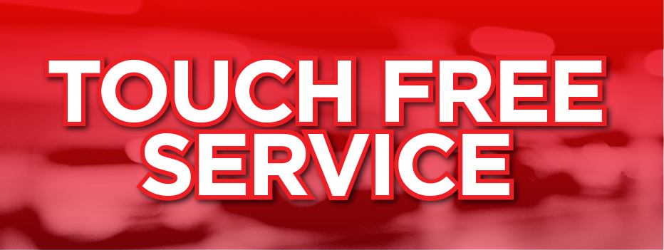TOUCH FREE SERVICE Now at East Madison Toyota