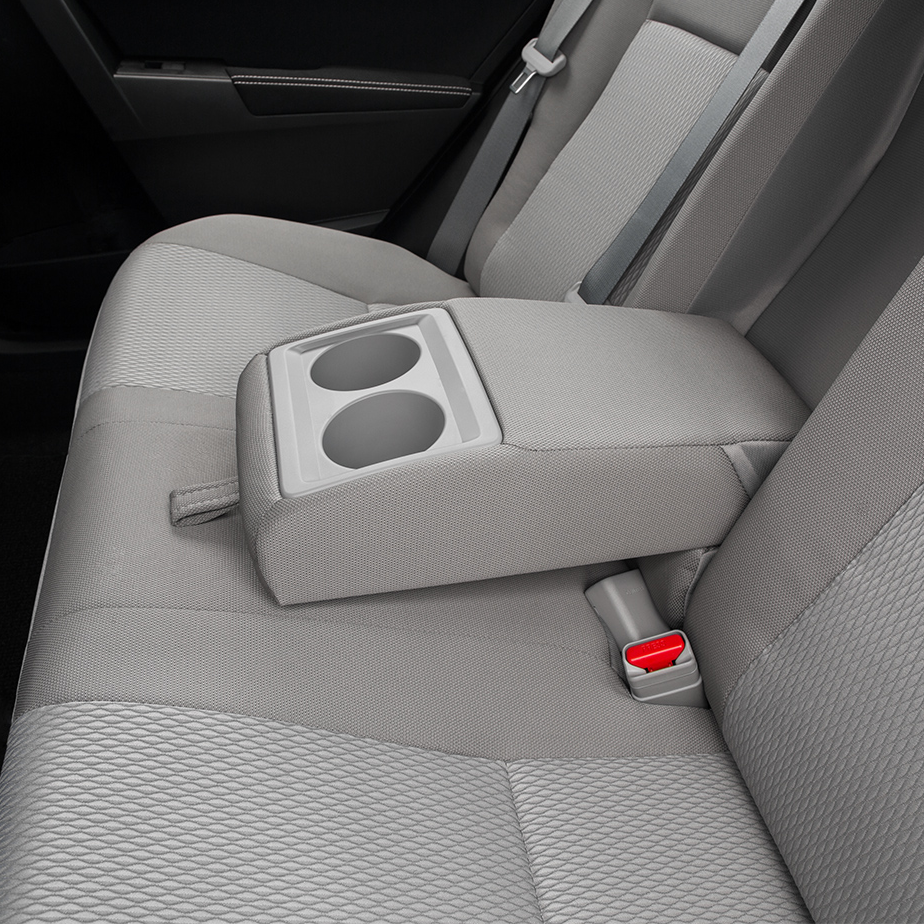 2016 Toyota Corolla Cup Holders
