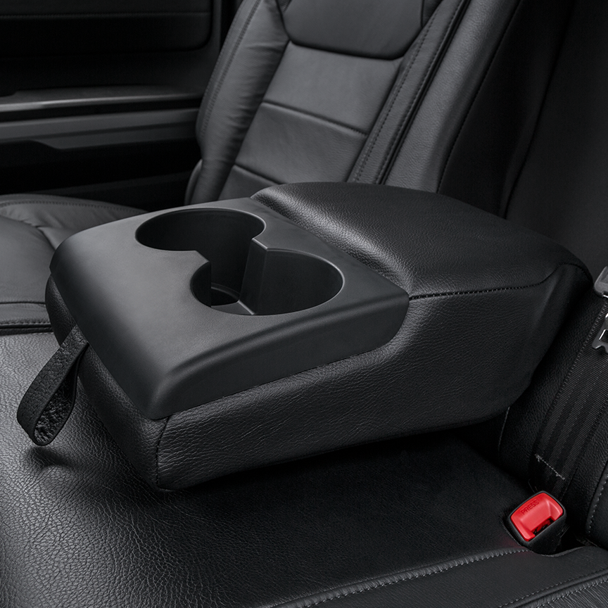 2017 Toyota Tundra Cup Holders