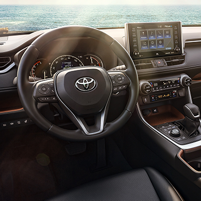 2019 RAV4 Steering Wheel