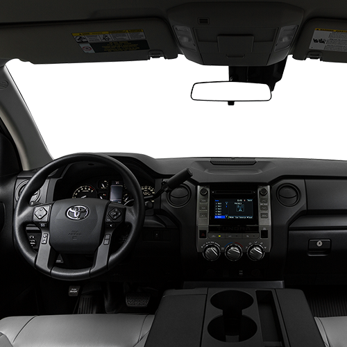 2019 Toyota Tundra Middle Console