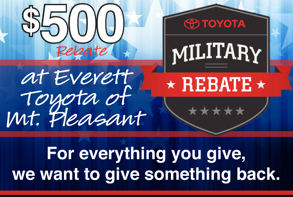 Everett Toyota of Mt. Pleasant