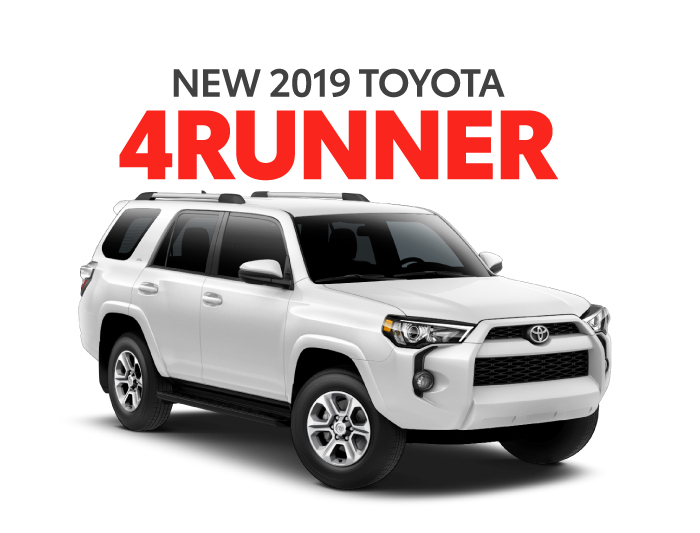 Meet The Versatile Toyota 4runner At Toyota Of Mt Pleasant In Texas
