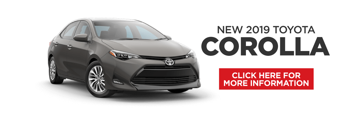 Corolla Special. Click Here to Get This Offer.