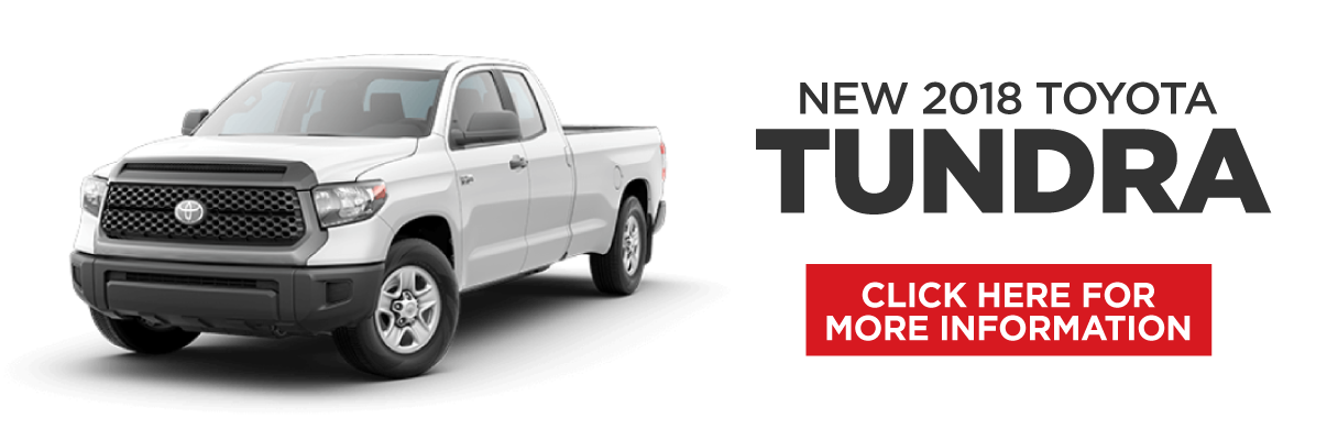 Tundra Special. Click Here to Get This Offer.