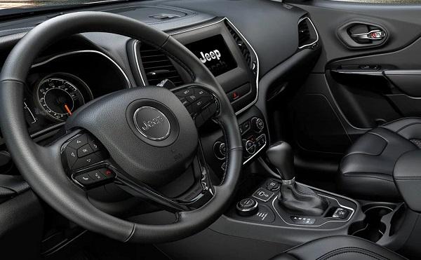 2021 Grand Cherokee Steering Column