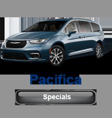 Chrysler Pacifica Specials Bradenton FL