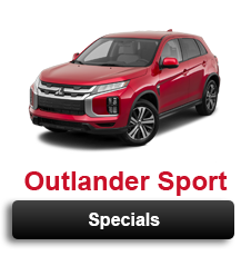 2020 Outlander Sport Specials