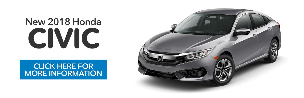 Civic Special. click here to take advantage of this offer