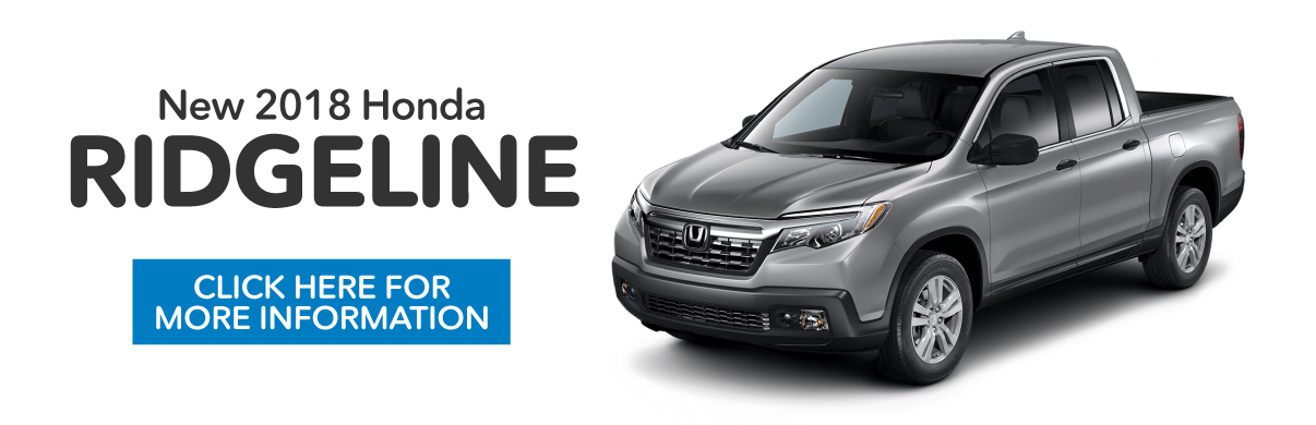 Ridgeline Special. click here to take advantage of this offer