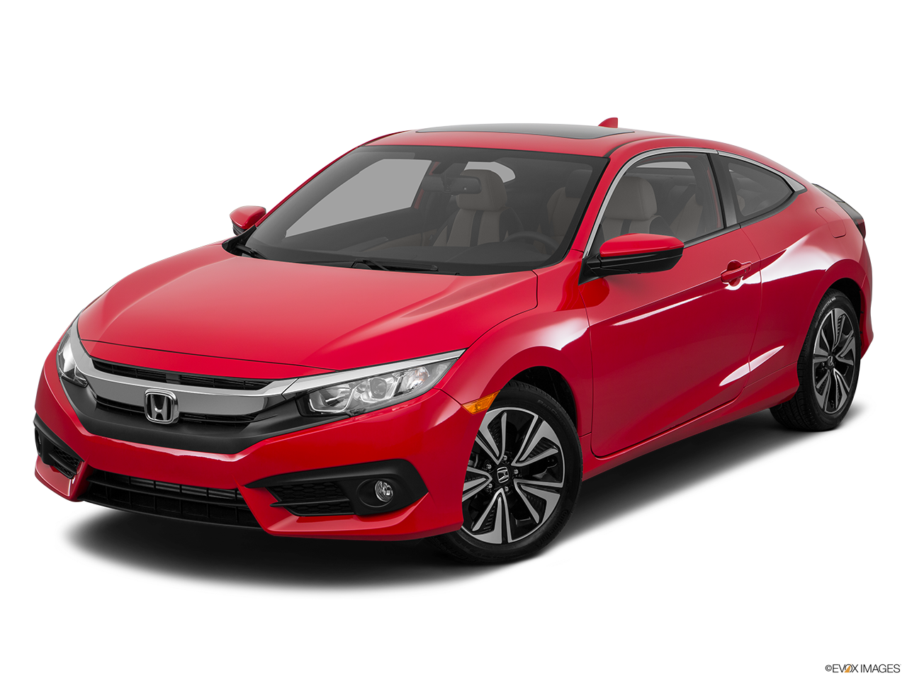 compare the 2017 honda civic trim levels