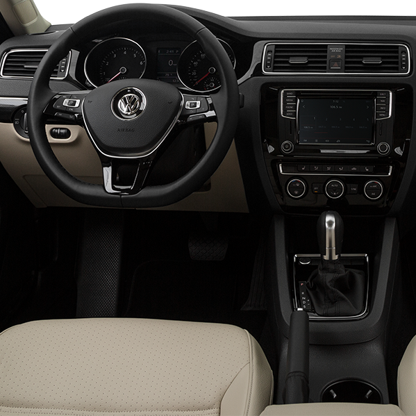 Interior Features Of The 2017 VW Jetta