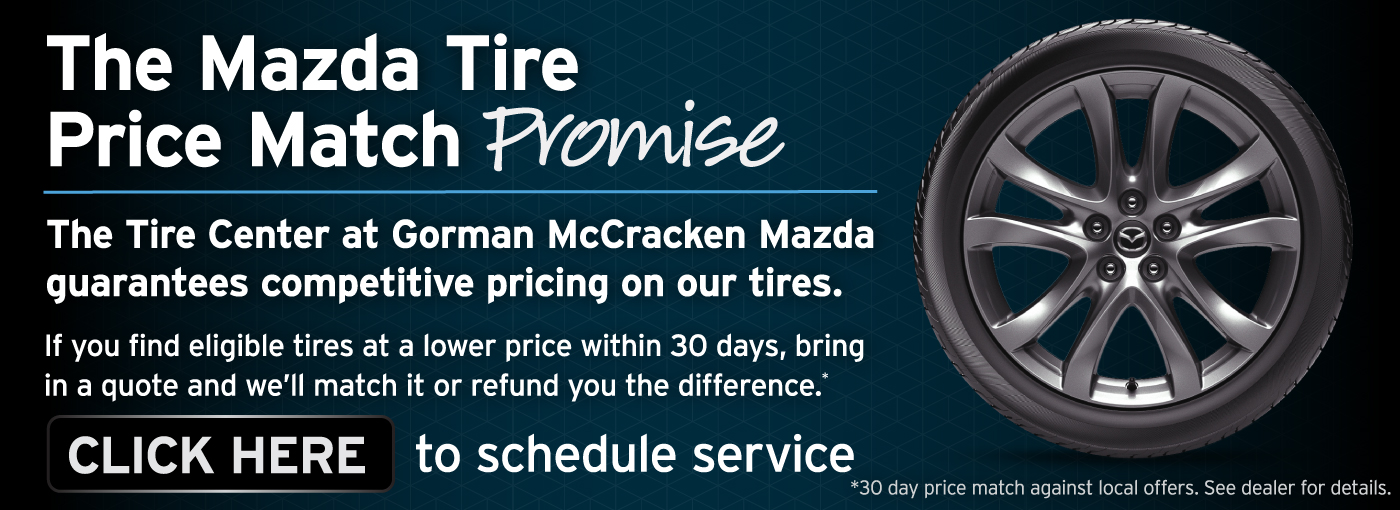 Tire Price Match Program