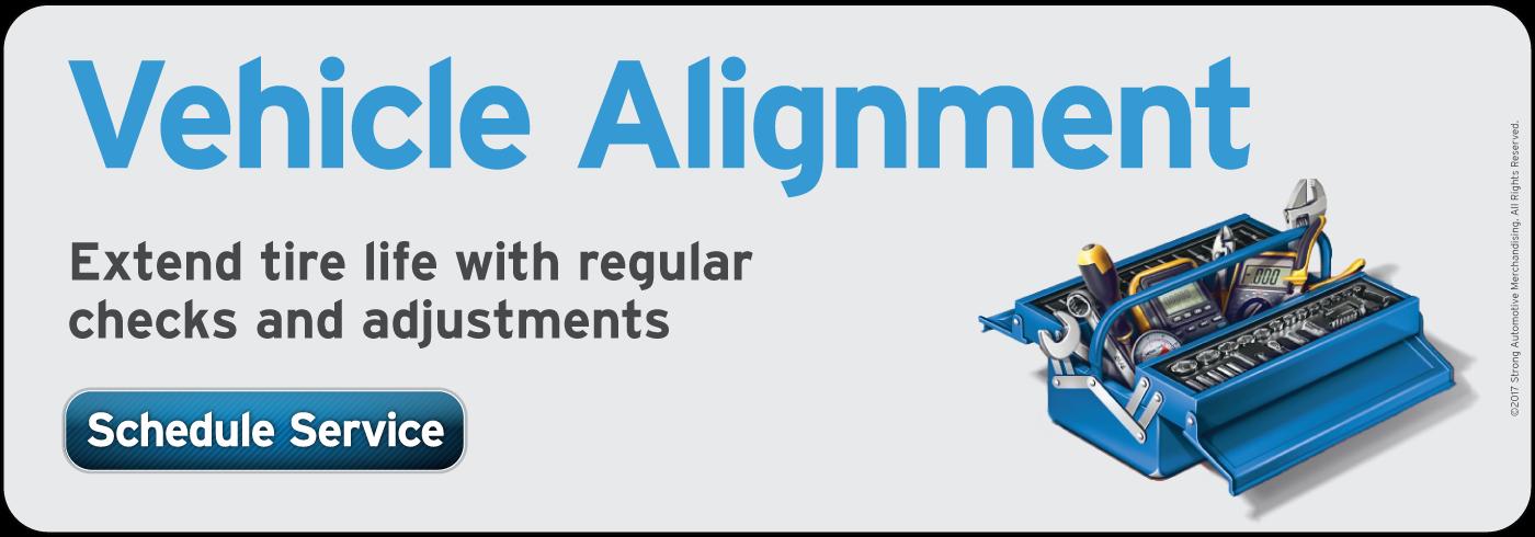 Vehicle Alignment