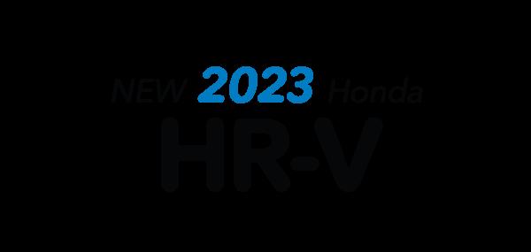 New 2021 Honda HRV