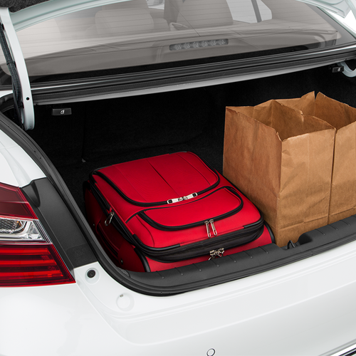 Honda Accord Cargo Space