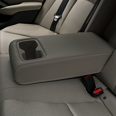 2019 Honda Accord Cup Holders